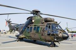 Eurocopter a5532 puma Fotografering för Bildbyråer