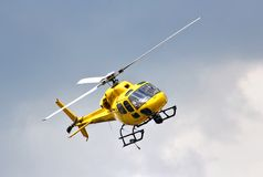 Eurocopter AS-355N Ecureuil Stock Images