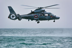 Eurocopter AS565 Panther Stock Photo