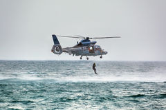 Eurocopter AS565 Panther Stock Photography
