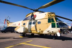 Eurocopter AS330 Royalty Free Stock Images