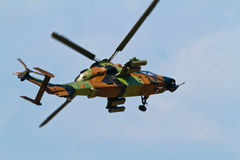 Eurocopter EC-665 Tiger Stock Photos