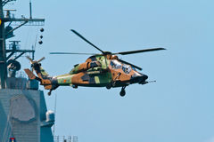 Eurocopter EC-665 Tiger Royalty Free Stock Image