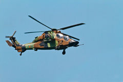 Eurocopter EC-665 Tiger Stock Photography