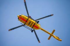 Eurocopter EC-135 from ADAC Luftrettung Stock Photo