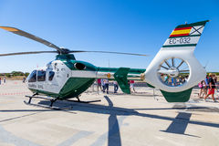 Eurocopter EC135 Stock Images