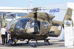 Eurocopter EC645 helicopter Stock Photography