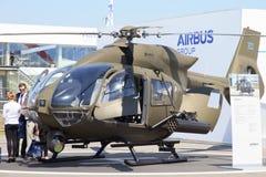 Eurocopter EC645 helikopter Fotografia Stock
