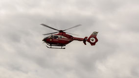 Eurocopter EC-135 T2+ Royalty Free Stock Image