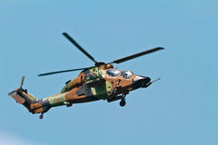 Eurocopter EC-665 Tiger Stock Images