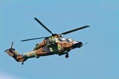 Eurocopter EC-665 tygrys Obrazy Stock