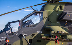Eurocopter Tiger Stock Image