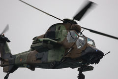 Eurocopter Tiger Spanish Army Stock Photo