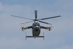 Eurocopter X3 helikopter Royaltyfria Foton