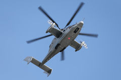 Eurocopter X3 helicopter Royalty Free Stock Photography