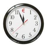 Eurocountdown Lizenzfreie Stockbilder