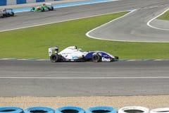 EUROCUP惯例雷诺2.0 0 2014年- Thiago Vivacqua - J d 马达 库存图片