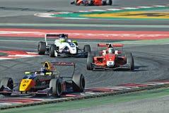 Eurocup Formula Renault 2.0 2017 Stock Images