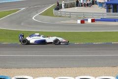 Eurocup Formula Renault 2.0 2014 - Nyck De Vries - Koiranen GP Royalty Free Stock Photos