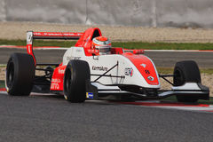 EUROCUP FORMULA RENAULT 2.0 Royalty Free Stock Photography