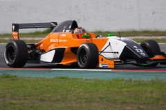 EUROCUP FORMULA RENAULT 2.0 Royalty Free Stock Photos