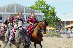 EuroFeria Andaluza 2012 Royalty Free Stock Photography