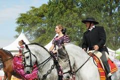 EuroFeria Andaluza 2012 Royalty Free Stock Photo