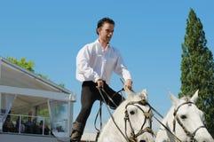 EuroFeria Andaluza Fotos de Stock Royalty Free