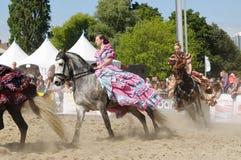 EuroFeria Andaluza junho em 2, 2012 Imagens de Stock