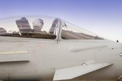 Eurofigher Typhoon Royalty Free Stock Photos