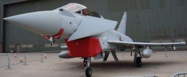 Eurofighers di tifone Immagine Stock Libera da Diritti