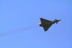 Eurofighter台风 免版税库存图片