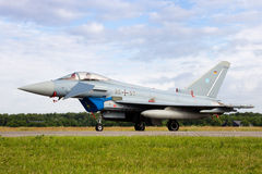 Eurofighter Foto de Stock Royalty Free