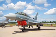 Eurofighter Fotografia Royalty Free