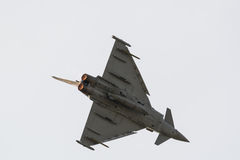Eurofighter on air Royalty Free Stock Photos