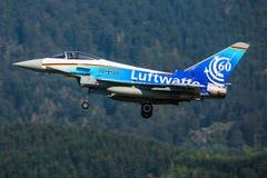Eurofighter Bawarscy tygrysy Obrazy Stock