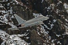 Eurofighter de Typhone F2 imágenes de archivo libres de regalías
