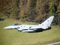Eurofighter de Typhone F2 Image libre de droits