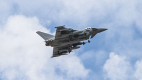 Eurofighter Royalty Free Stock Photos