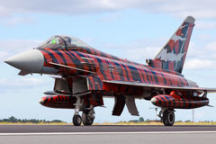 Special painted Eurofighter Stock Photos