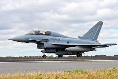 Eurofighter Taifun Lizenzfreies Stockfoto