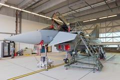 Eurofighter Taifun Lizenzfreie Stockfotos