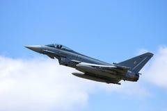 Eurofighter Taifun Stockfotografie