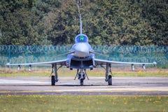 Eurofighter Tyfoon Obraz Stock