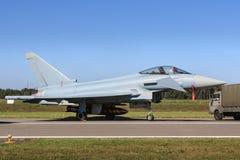 Eurofighter Tyfoon Stockfotos