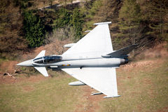 eurofighter typhone F2 Στοκ Εικόνες