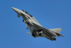 Eurofighter typhoon. Modern fighter jet - eurofigther Typhoon Stock Images
