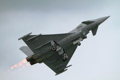Eurofighter Typhoon Arkivbild