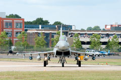 Eurofighter typhoon Royalty Free Stock Photography