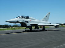 Eurofighter Typhoon. Ef2000 an military aircraft Stock Photography